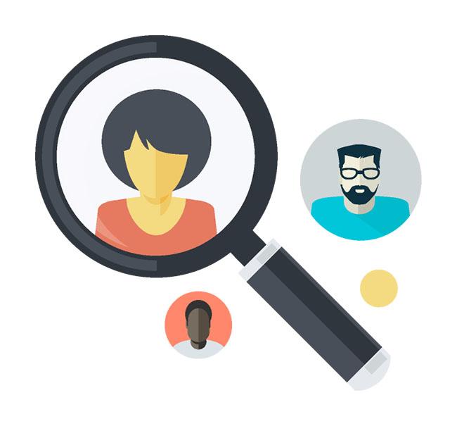 Online-Marketing - Zielgruppen bestimmen